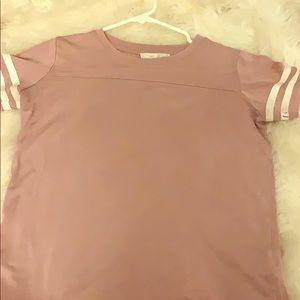 Girls Mauve T-Shirt